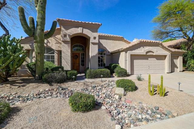 5402 E Angela Drive, Scottsdale, AZ 85254 (MLS #6064289) :: Keller Williams Realty Phoenix