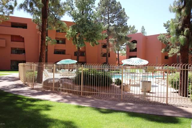 12222 N Paradise Village Parkway S #105, Phoenix, AZ 85032 (MLS #6064290) :: Riddle Realty Group - Keller Williams Arizona Realty