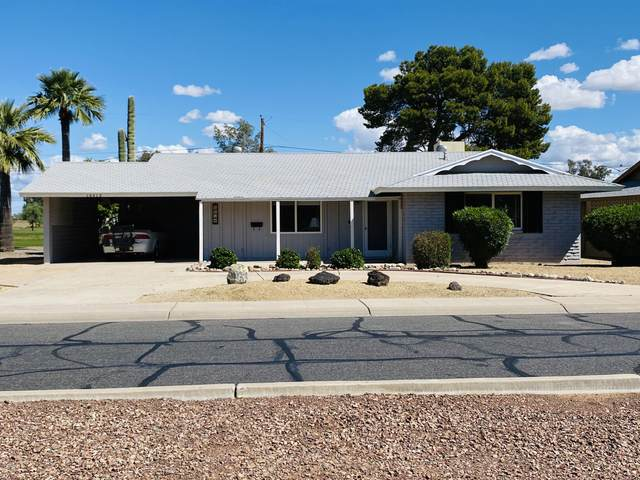 10410 W Peoria Avenue, Sun City, AZ 85351 (MLS #6064304) :: Keller Williams Realty Phoenix