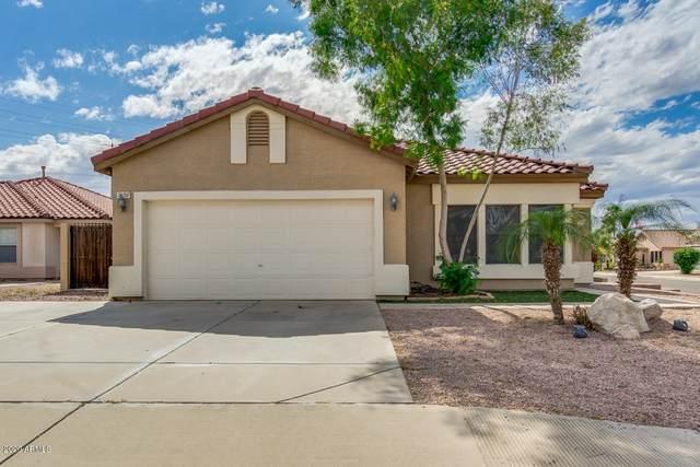 3130 S 83RD Circle, Mesa, AZ 85212 (MLS #6064330) :: Keller Williams Realty Phoenix