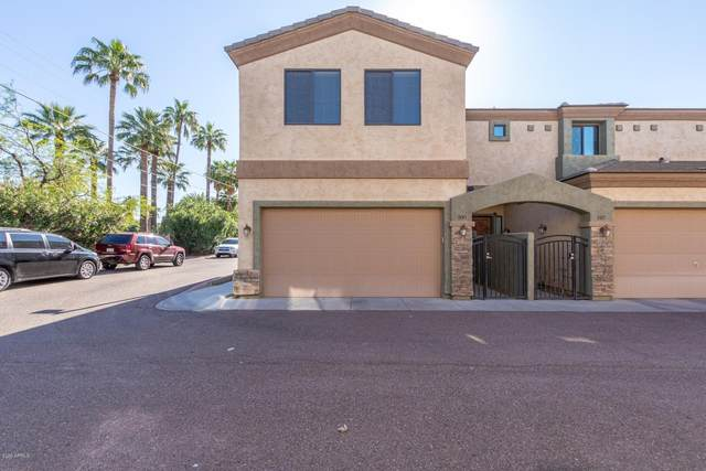 3830 E Mcdowell Road #108, Phoenix, AZ 85008 (MLS #6064343) :: Brett Tanner Home Selling Team