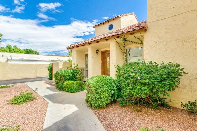 6533 N 7TH Avenue #21, Phoenix, AZ 85013 (MLS #6064344) :: Keller Williams Realty Phoenix