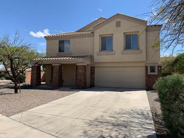1687 E Diego Drive, Casa Grande, AZ 85122 (MLS #6064349) :: Devor Real Estate Associates