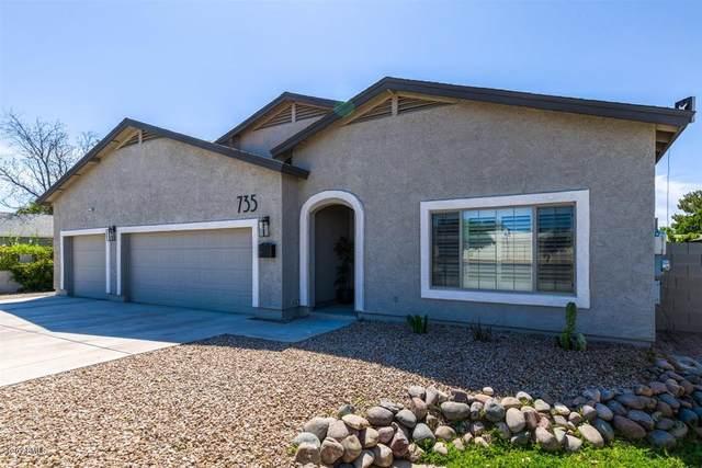 735 E 10TH Avenue, Mesa, AZ 85204 (MLS #6064353) :: Brett Tanner Home Selling Team