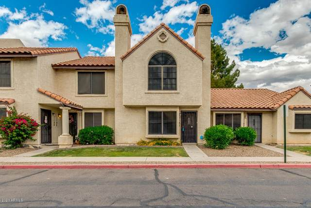 921 W University Drive #1187, Mesa, AZ 85201 (MLS #6064357) :: Brett Tanner Home Selling Team