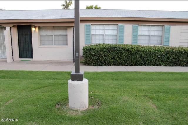 903 N Revere Street E, Mesa, AZ 85201 (MLS #6064374) :: Brett Tanner Home Selling Team