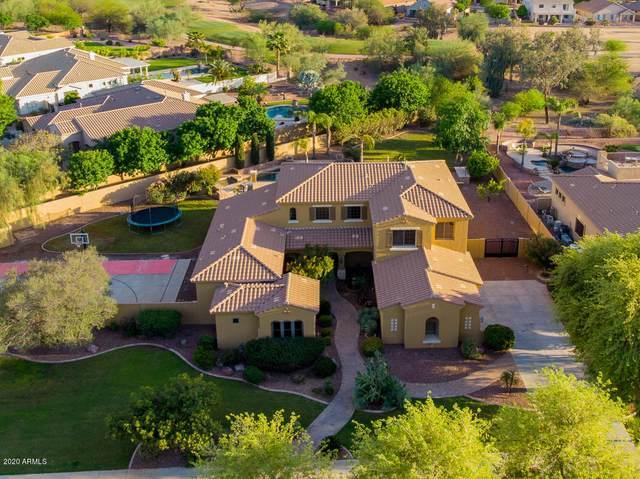 4277 E Meadowview Drive, Gilbert, AZ 85298 (MLS #6064393) :: Brett Tanner Home Selling Team