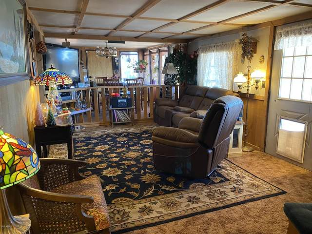 5134 Sour Dough Road, Snowflake, AZ 85937 (MLS #6064410) :: Brett Tanner Home Selling Team