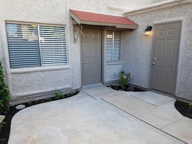 600 S Dobson Road #196, Mesa, AZ 85202 (MLS #6064421) :: Brett Tanner Home Selling Team