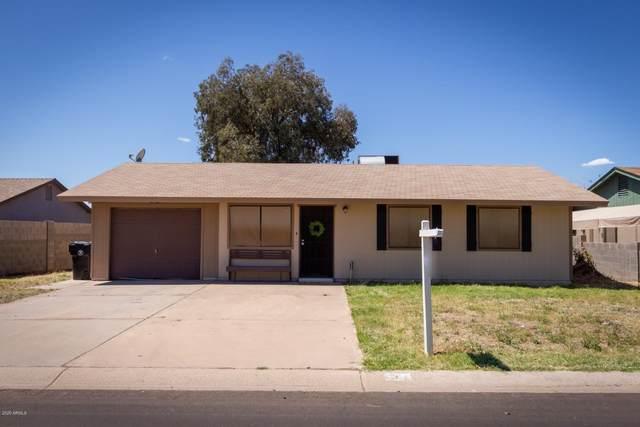 1314 S 78TH Street, Mesa, AZ 85209 (MLS #6064425) :: Brett Tanner Home Selling Team