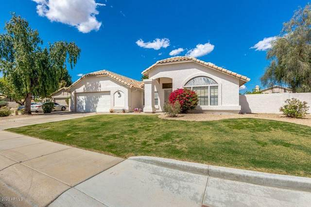 600 S Sunset Court, Chandler, AZ 85225 (MLS #6064428) :: The Property Partners at eXp Realty