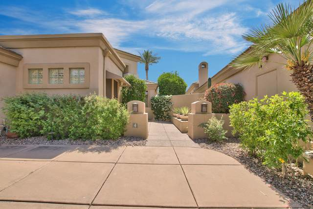 7705 E Doubletree Ranch Road #4, Scottsdale, AZ 85258 (#6064441) :: The Josh Berkley Team