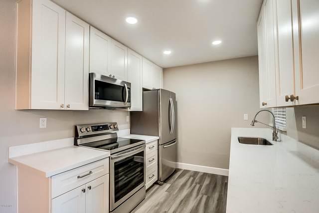 6480 N 82ND Street #2205, Scottsdale, AZ 85250 (MLS #6064444) :: Brett Tanner Home Selling Team