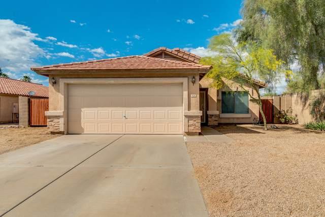 924 W 10TH Avenue, Apache Junction, AZ 85120 (MLS #6064446) :: Brett Tanner Home Selling Team