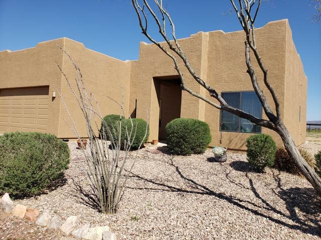 48940 W Long Rifle Road, Aguila, AZ 85320 (MLS #6064466) :: The Results Group