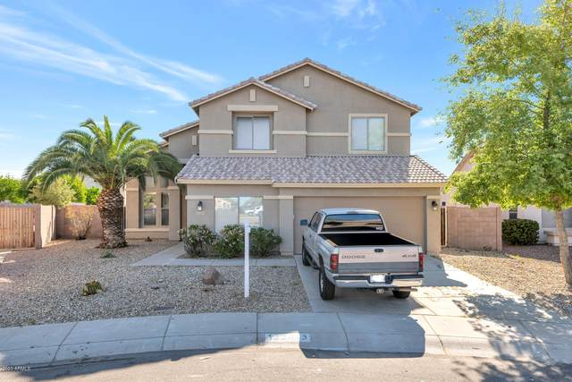 22045 N 34TH Avenue, Phoenix, AZ 85027 (MLS #6064473) :: Brett Tanner Home Selling Team