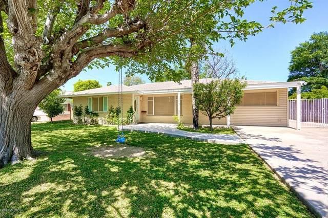 4028 E Pinchot Avenue, Phoenix, AZ 85018 (MLS #6064474) :: Brett Tanner Home Selling Team