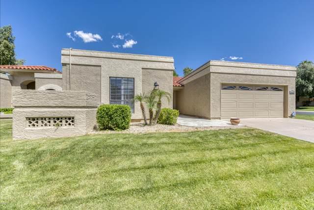 10436 E Cochise Avenue, Scottsdale, AZ 85258 (MLS #6064484) :: Brett Tanner Home Selling Team