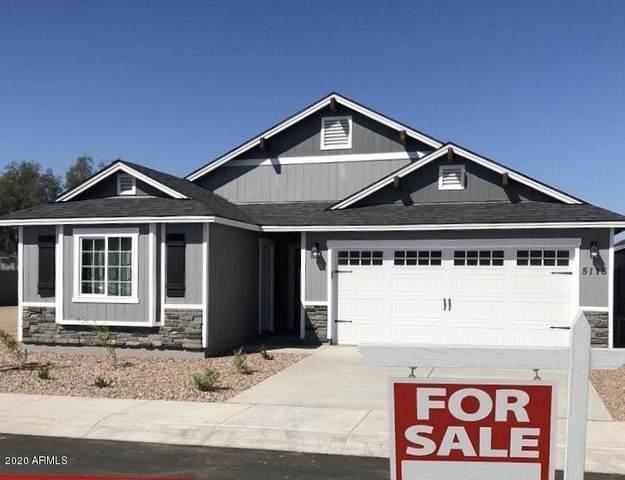 5118 S 23RD Drive, Phoenix, AZ 85041 (MLS #6064486) :: Brett Tanner Home Selling Team