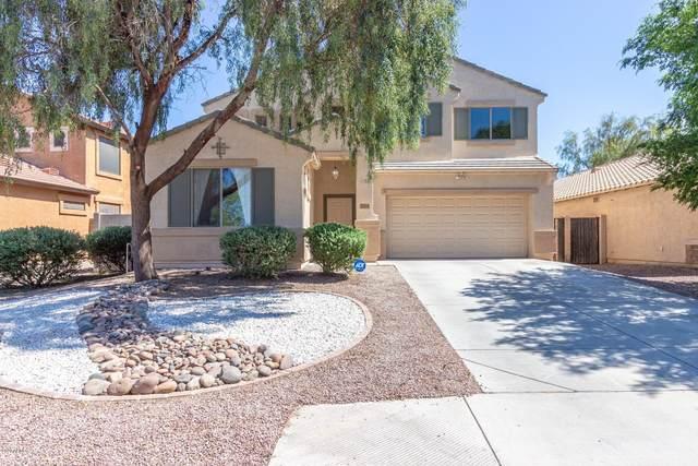 733 E Angeline Avenue, San Tan Valley, AZ 85140 (MLS #6064494) :: Brett Tanner Home Selling Team