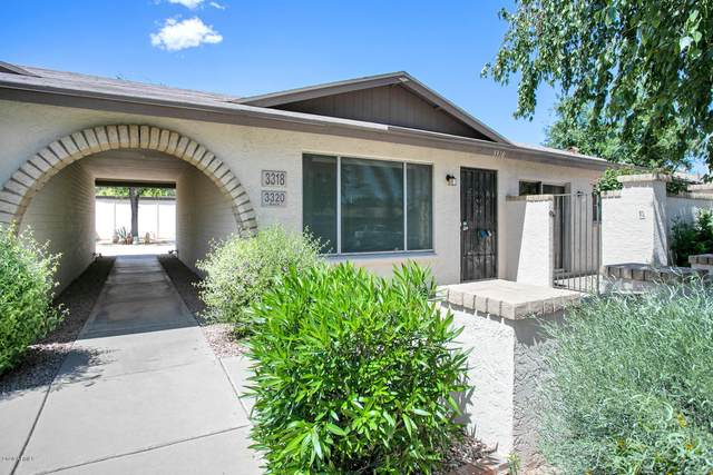 3318 S Hardy Drive, Tempe, AZ 85282 (MLS #6064517) :: Nate Martinez Team
