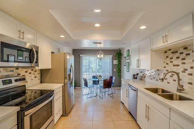 2041 N 87TH Way #103, Scottsdale, AZ 85257 (MLS #6064519) :: Brett Tanner Home Selling Team
