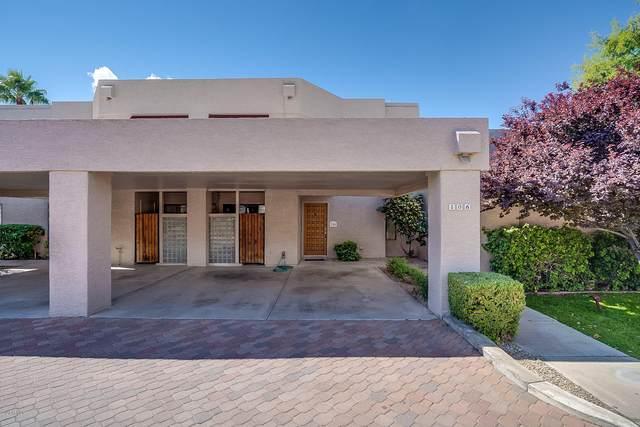 6159 E Indian School Road #106, Scottsdale, AZ 85251 (MLS #6064524) :: Brett Tanner Home Selling Team