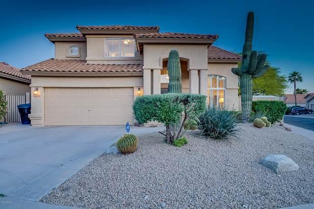 10011 E Winchcomb Drive, Scottsdale, AZ 85260 (MLS #6064527) :: Brett Tanner Home Selling Team