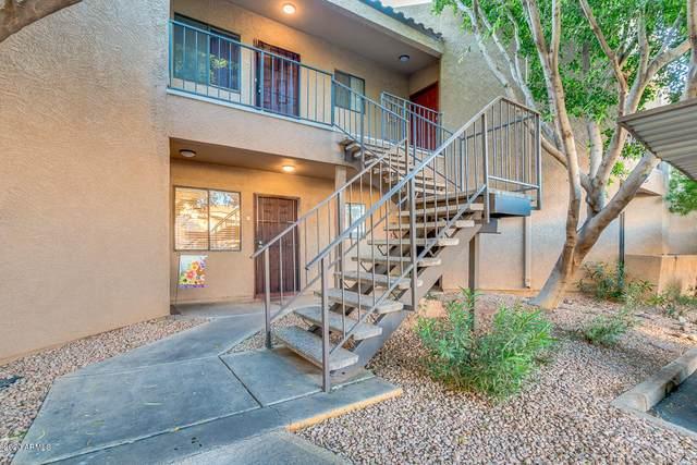 1352 E Highland Avenue #117, Phoenix, AZ 85014 (#6064530) :: The Josh Berkley Team