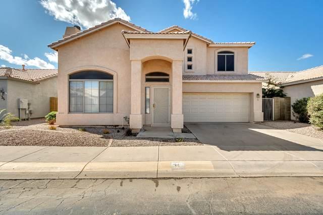 1932 N Mesa Drive #34, Mesa, AZ 85201 (MLS #6064536) :: Brett Tanner Home Selling Team