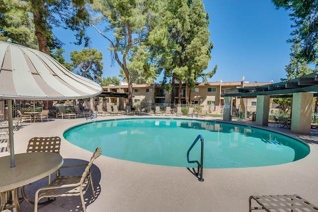 7430 E Chaparral Road 202A, Scottsdale, AZ 85250 (MLS #6064661) :: Lifestyle Partners Team
