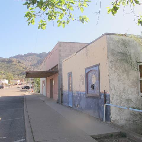 417 W Main Street, Superior, AZ 85173 (MLS #6064840) :: Brett Tanner Home Selling Team