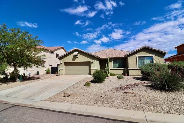 1218 E Monteleone Street, San Tan Valley, AZ 85140 (MLS #6064946) :: My Home Group