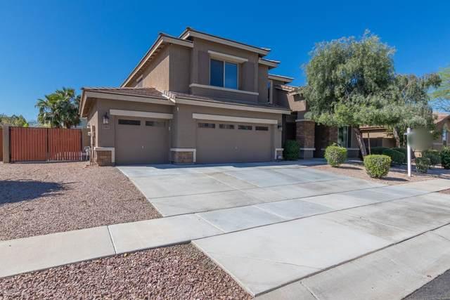 7563 W Peck Drive, Glendale, AZ 85303 (MLS #6064980) :: Klaus Team Real Estate Solutions