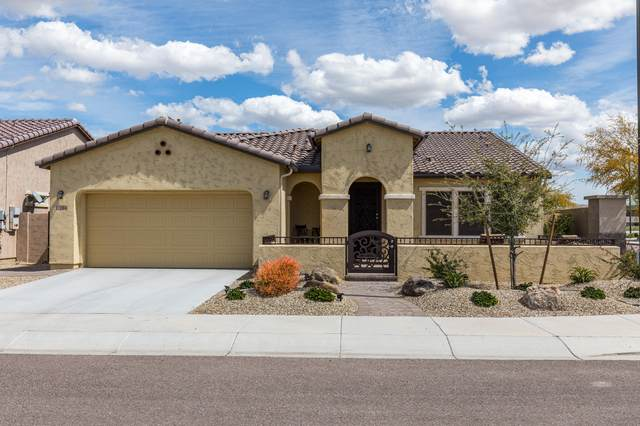 17089 S 182ND Avenue, Goodyear, AZ 85338 (MLS #6065171) :: D & R Realty LLC