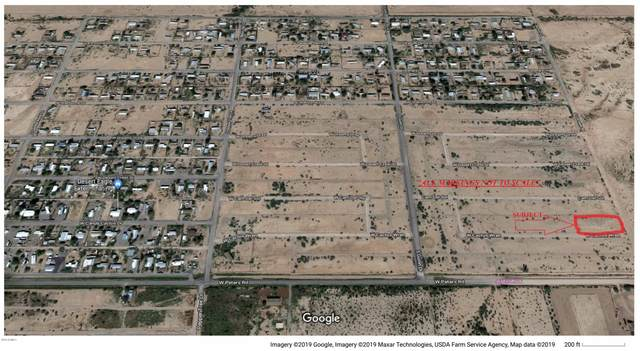 0 W Cactus Wren Street, Casa Grande, AZ 85193 (MLS #6065266) :: Devor Real Estate Associates
