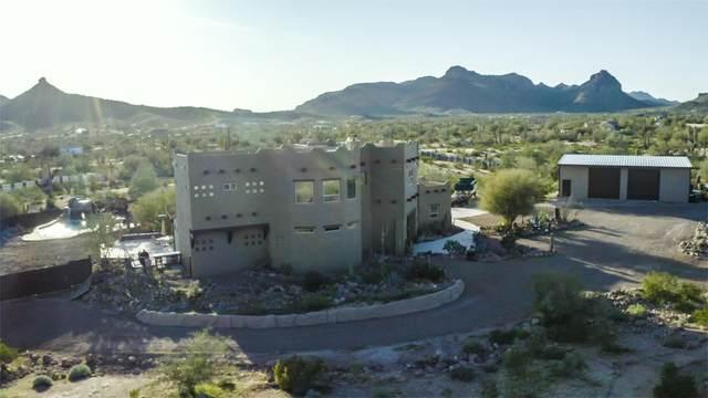 5801 W Olberg Road, Queen Creek, AZ 85142 (MLS #6065379) :: Devor Real Estate Associates