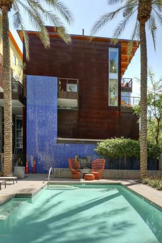 4745 N Scottsdale Road D3006, Scottsdale, AZ 85251 (MLS #6065400) :: Howe Realty