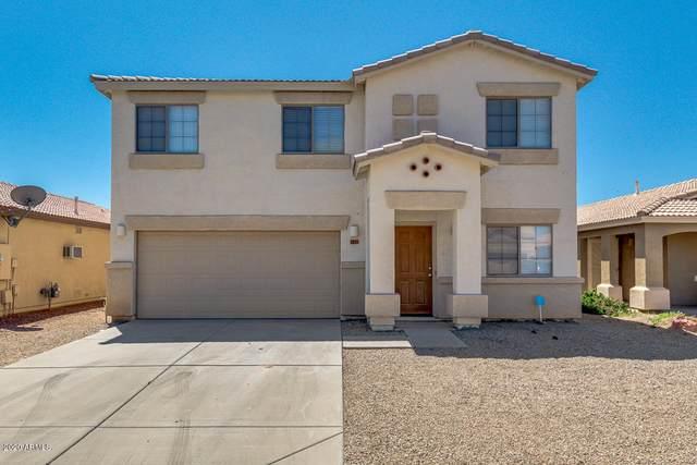 1445 E Avenida Grande, Casa Grande, AZ 85122 (MLS #6065493) :: REMAX Professionals