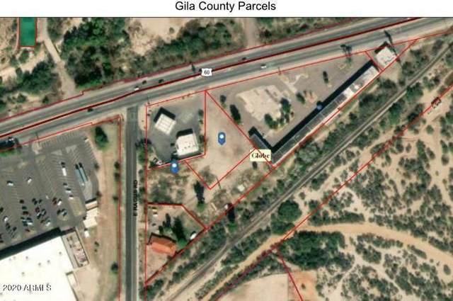 4525 SE Us Hwy 60 E Globe, Globe, AZ 85501 (MLS #6065693) :: Yost Realty Group at RE/MAX Casa Grande