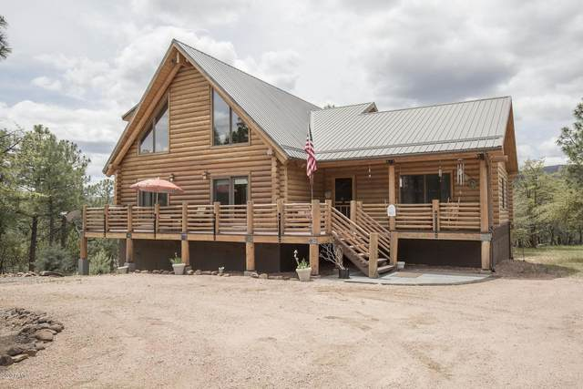 4060 N Whispering Pines Road, Pine, AZ 85544 (MLS #6065766) :: Conway Real Estate