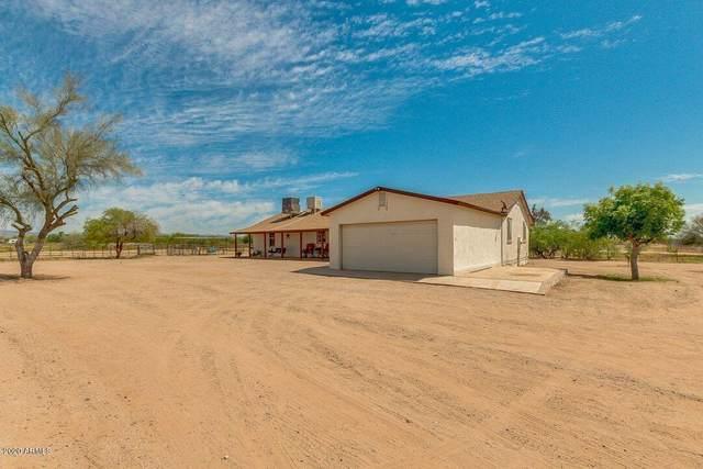 29011 N 211TH Avenue, Wittmann, AZ 85361 (MLS #6065774) :: Brett Tanner Home Selling Team