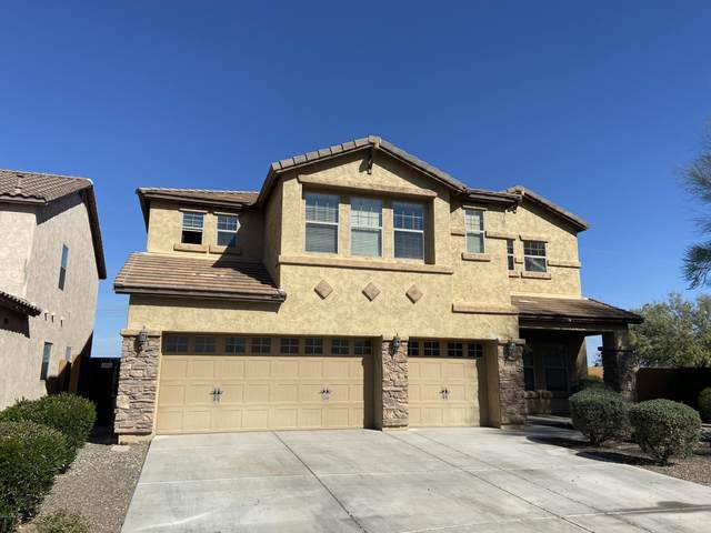 25928 W Ross Avenue, Buckeye, AZ 85396 (#6065815) :: AZ Power Team | RE/MAX Results