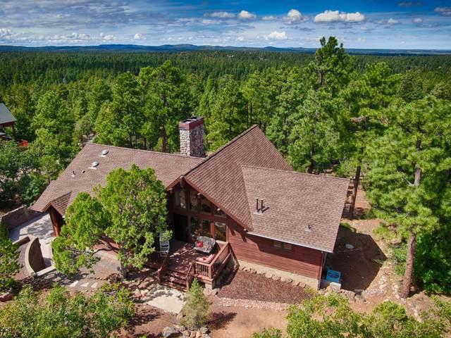 3361 W Falling Leaf Road, Show Low, AZ 85901 (MLS #6065937) :: Conway Real Estate