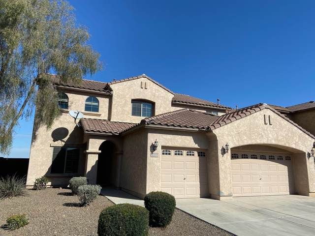 25940 W Ross Avenue, Buckeye, AZ 85396 (#6065947) :: AZ Power Team | RE/MAX Results