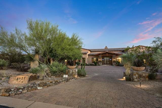 8427 E Homestead Circle, Scottsdale, AZ 85266 (MLS #6066282) :: Arizona Home Group