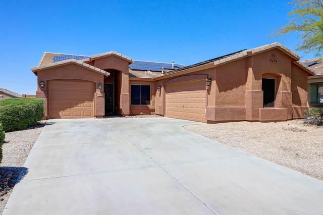 3802 N 297TH Avenue, Buckeye, AZ 85396 (MLS #6066399) :: Long Realty West Valley