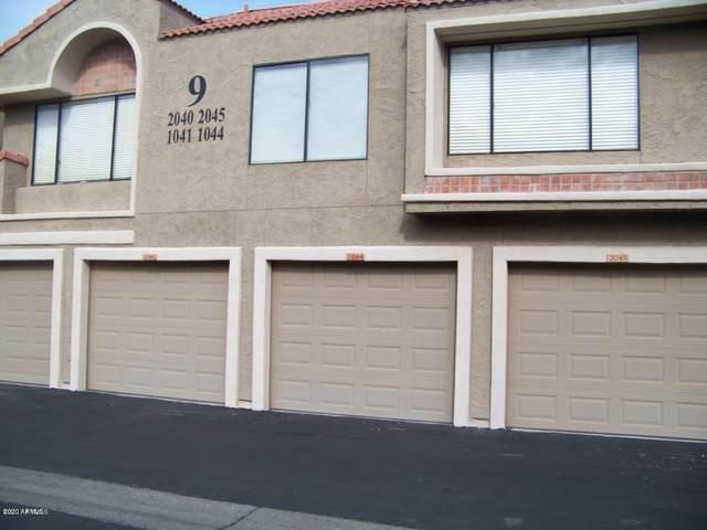 5122 E Shea Boulevard #2044, Scottsdale, AZ 85254 (MLS #6066467) :: Long Realty West Valley