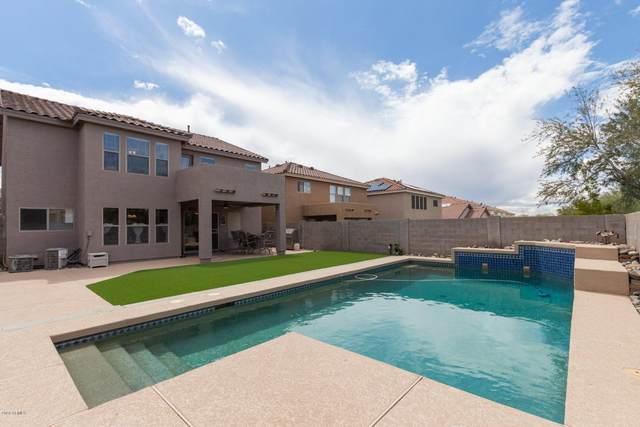 5124 E Peak View Road, Cave Creek, AZ 85331 (MLS #6066878) :: The Daniel Montez Real Estate Group