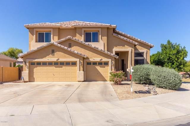 2404 W Carter Road, Phoenix, AZ 85041 (MLS #6066879) :: Devor Real Estate Associates